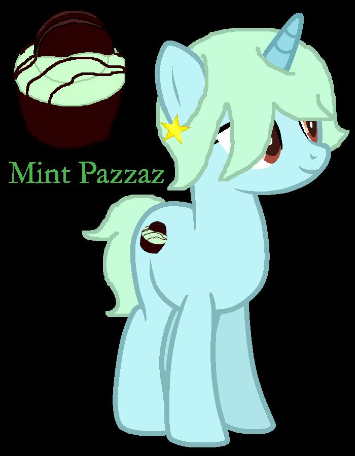 Mint Pazzaz by MintyMagic74
