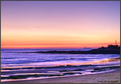 A Junqueiro Sunset II