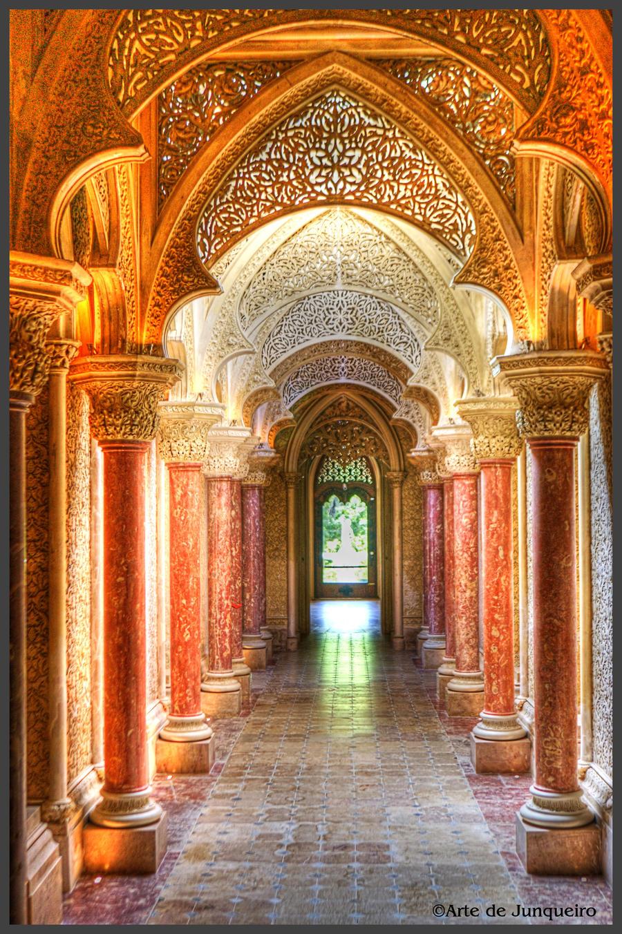 The Palace I by Arte-de-Junqueiro