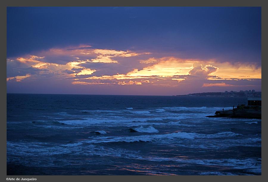 Solstice Sunset by Arte-de-Junqueiro