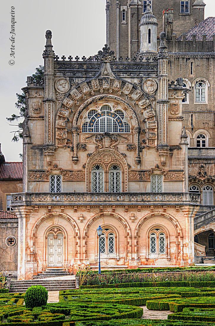Gothic Detail by Arte-de-Junqueiro