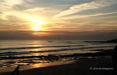 An Early Spring Sunset by Arte-de-Junqueiro