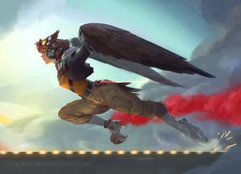 Harpy Aviator by Lagunis