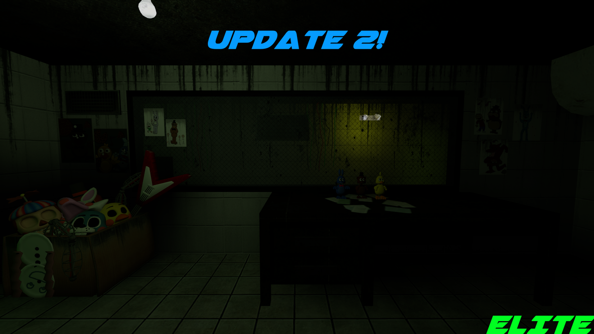 Five nights at freddy s 3 office update 2 by elite151 on deviantart