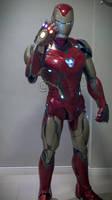 Iron man mark85 .endgame. 11
