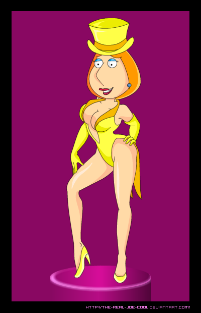 Lois Griffin - Family Gal by The-Real-Joe-Cool
