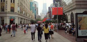 East Nanjing Road, Shanghai, China