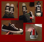 Mass Effect Sneakers