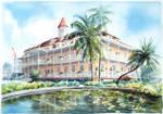 Hotel de ville de Papeete