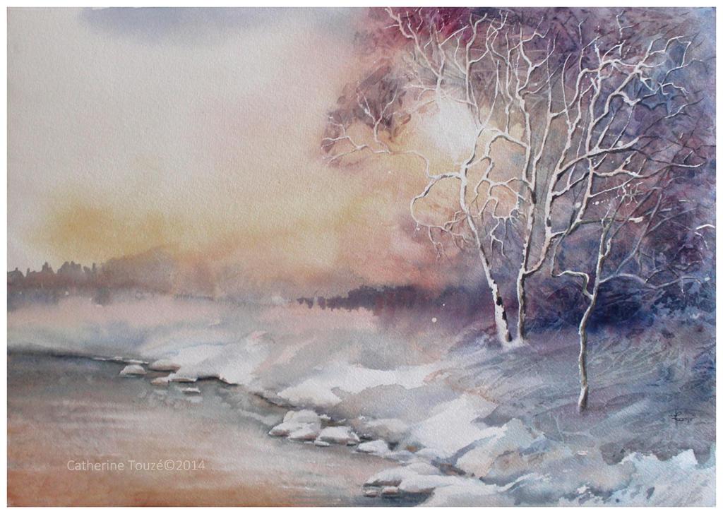 Soleil d'hiver by Papercolour