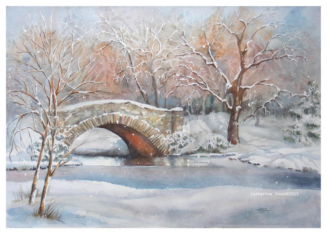 le pont by Papercolour