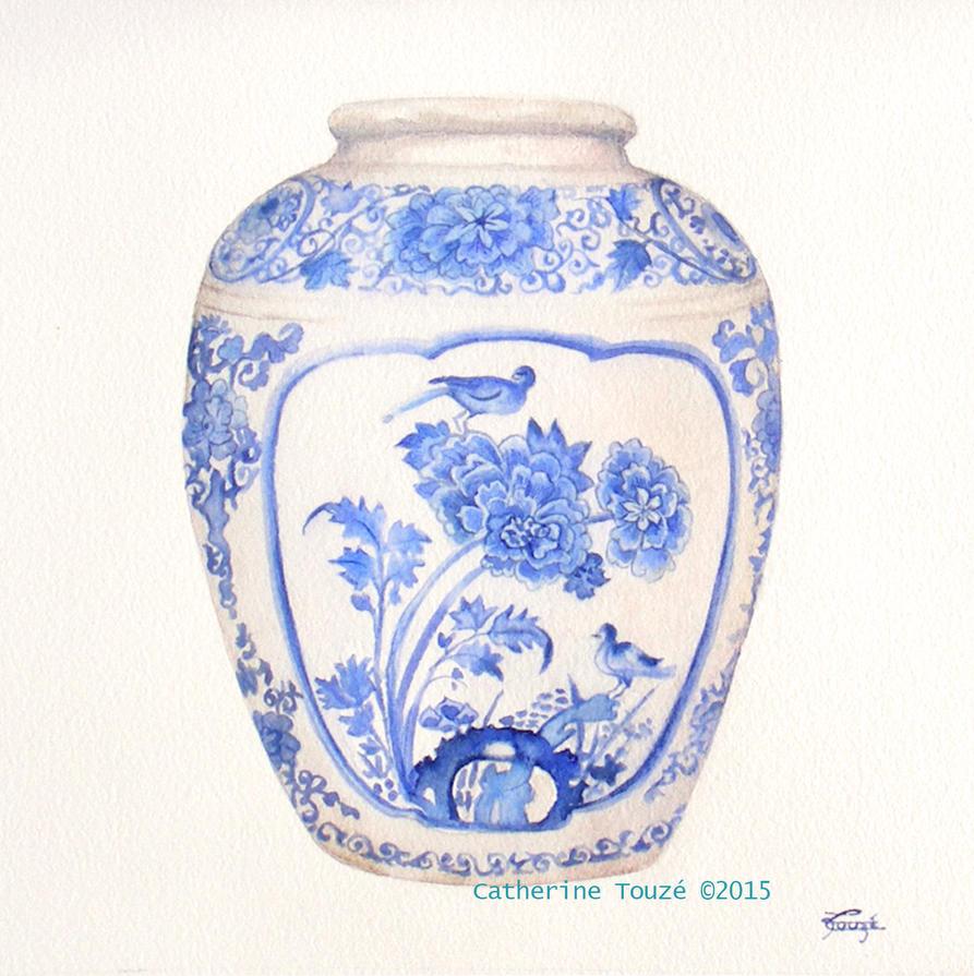 Bleus de Delft by Papercolour
