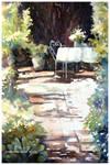 le jardin secret de Mornac sur Seudre
