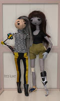 Oakley and Ashe Stop Motion Puppets updated 01