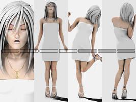 Goddess indie game by JoseCalderon