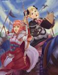 Sakura x Elise