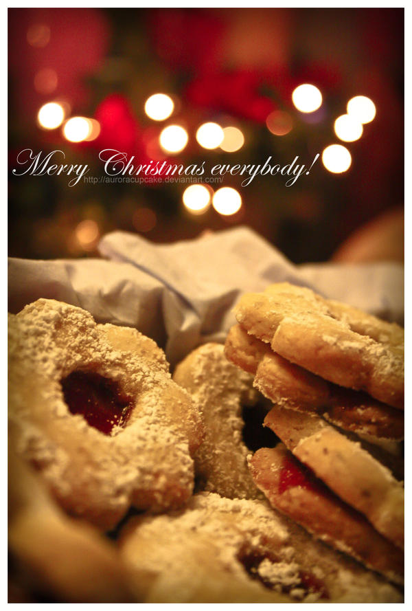 Merry Christmas Everybody by AuroraCupcake