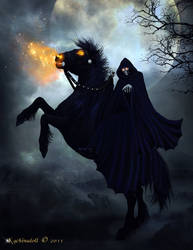 DarkHorse by Kachinadoll