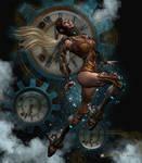 Steampunk Voyager