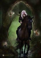 The Gatekeeper by Kachinadoll