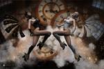 Steampunk -  YinYang