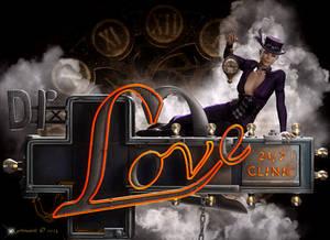 Steampunk Dr. Love