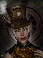 Steampunk Eyes