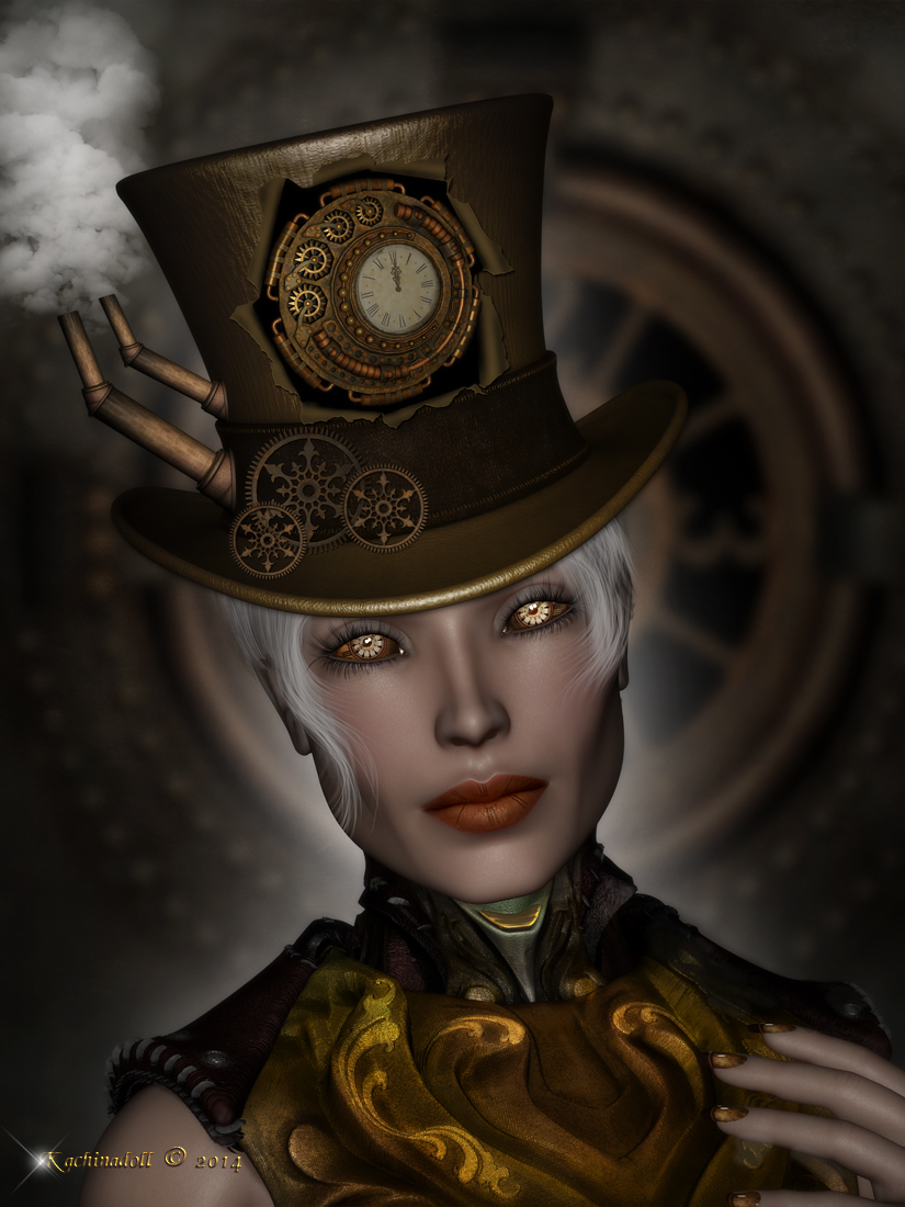 steampunk wallpaper eye - photo #27