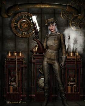 Steampunk Rebel