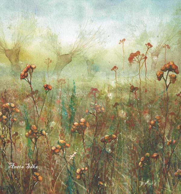 Spring fog by petiteartiste666