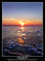 Frozen Lake Eerie by MKO