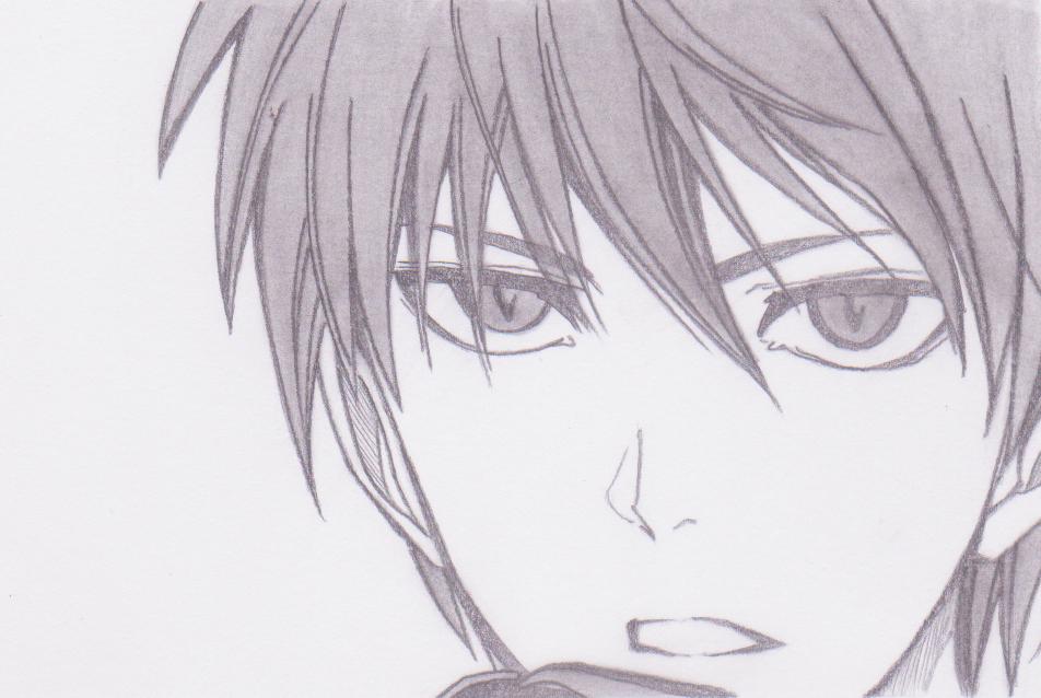 Seijuro Akashi by shirley0525