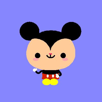 Kawaii Mickey Mouse by GoodCharlotte81 on DeviantArt