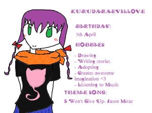 kurudaraevillove's Profile Picture