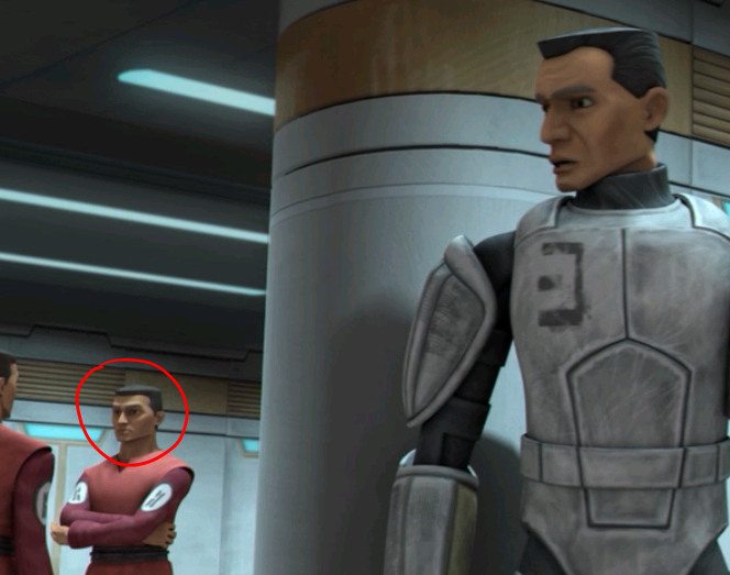 SWTCW CLONE Easter Egg!!!!!!!! by VexyFate
