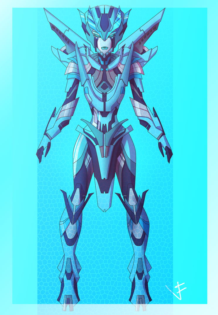 TFP Cyber by VexyFate