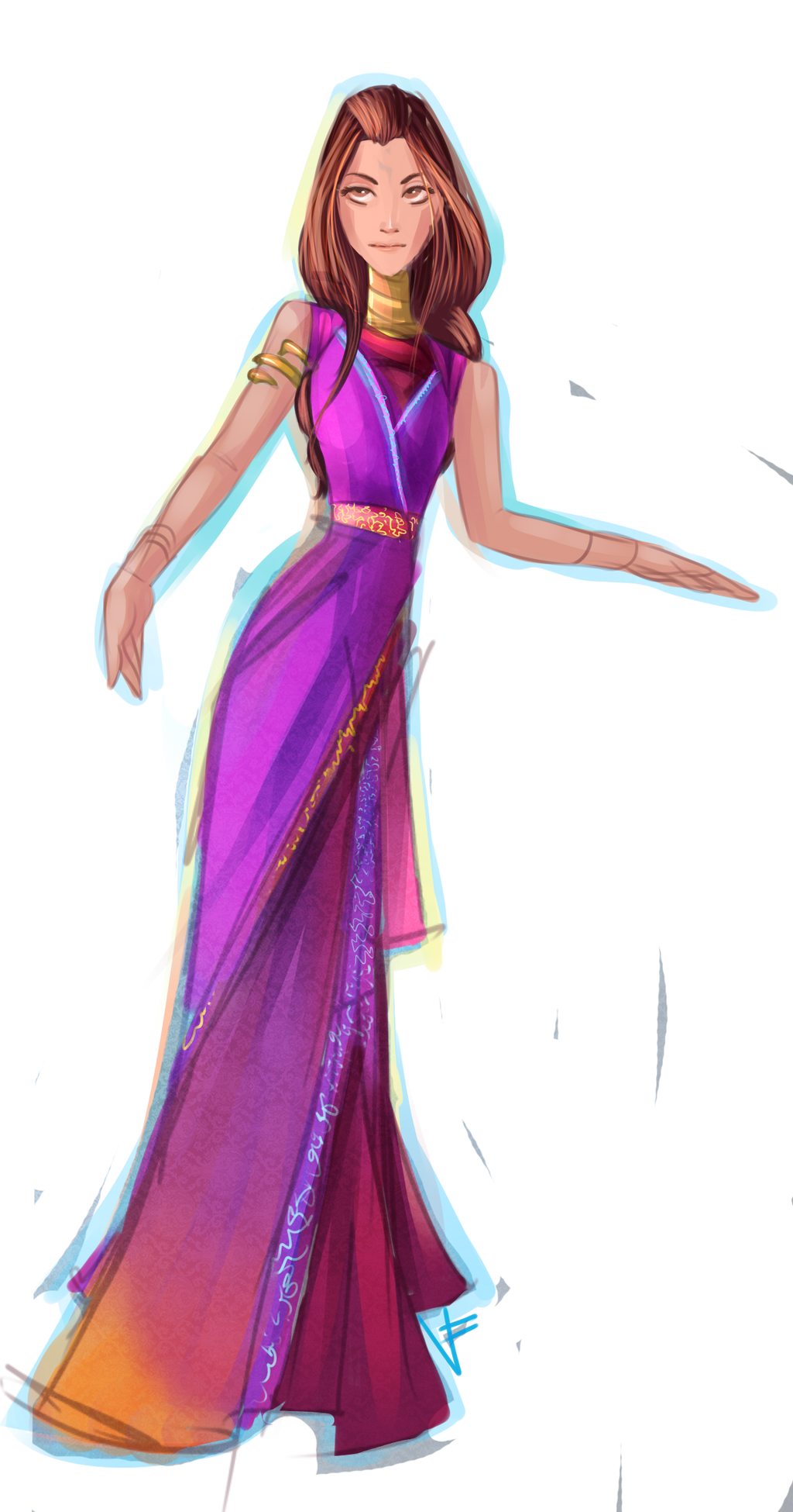 India Fashion by VexyFate
