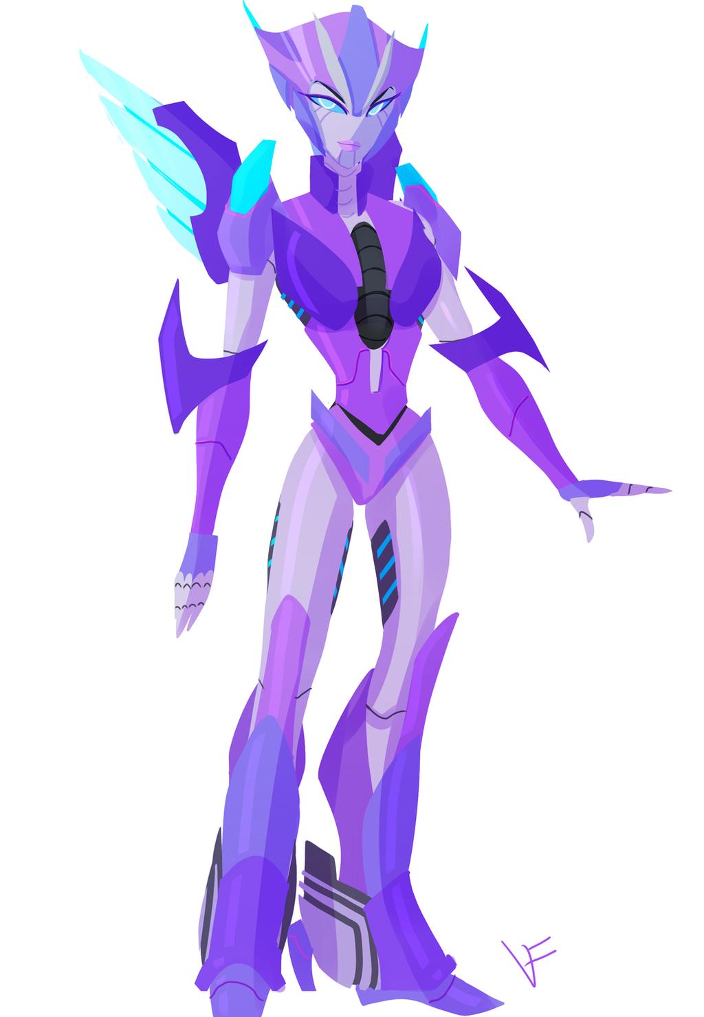 Transformers RID2 Solar by VexyFate