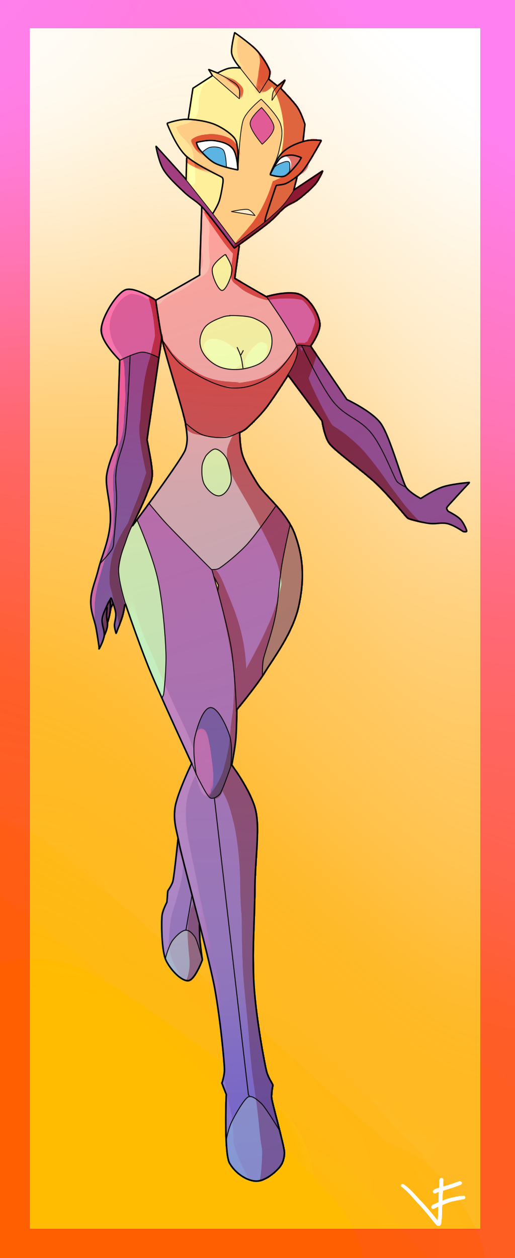 Layla by VexyFate