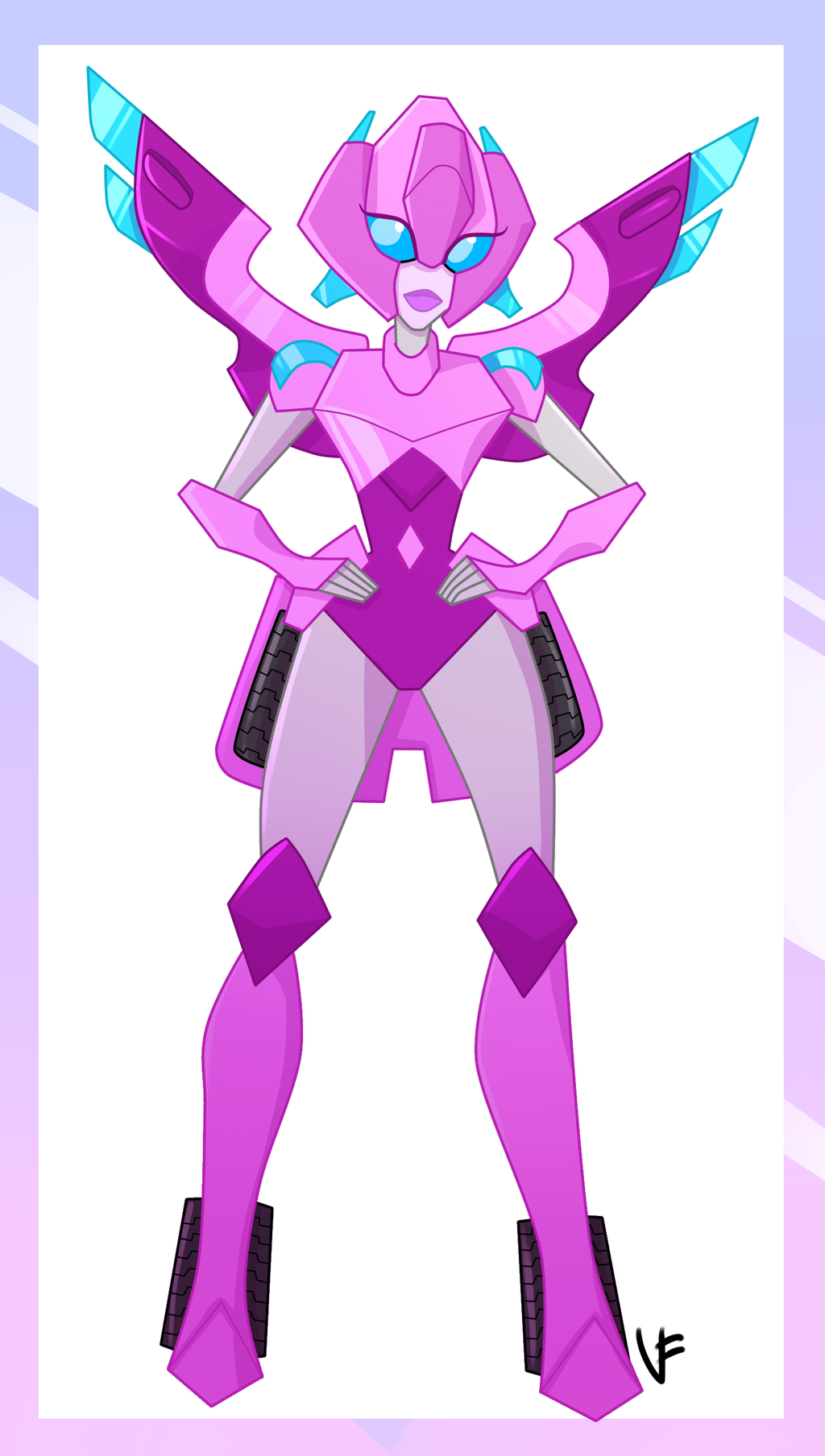 Rescue Bots Solar by VexyFate