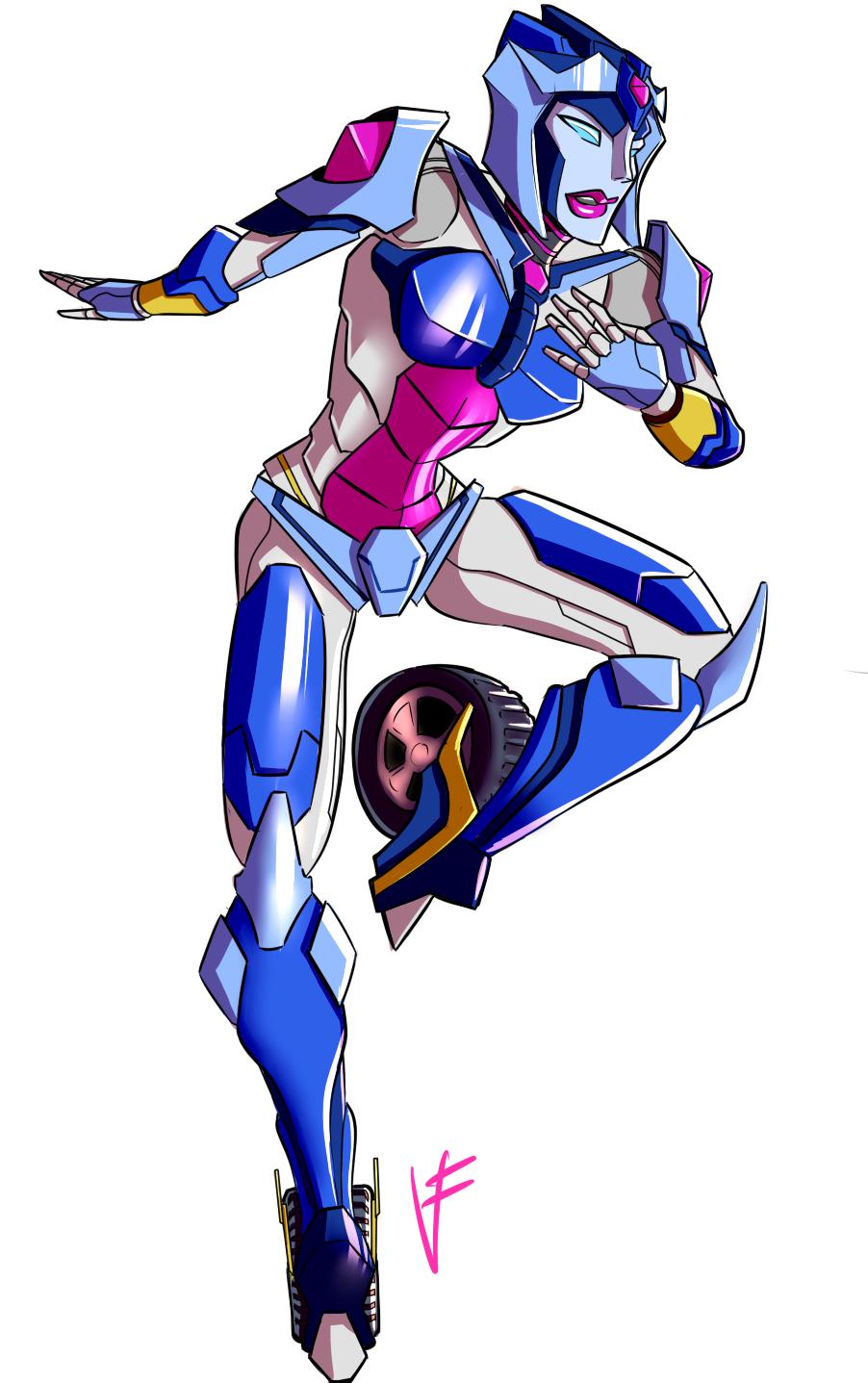 Diana Prime by VexyFate