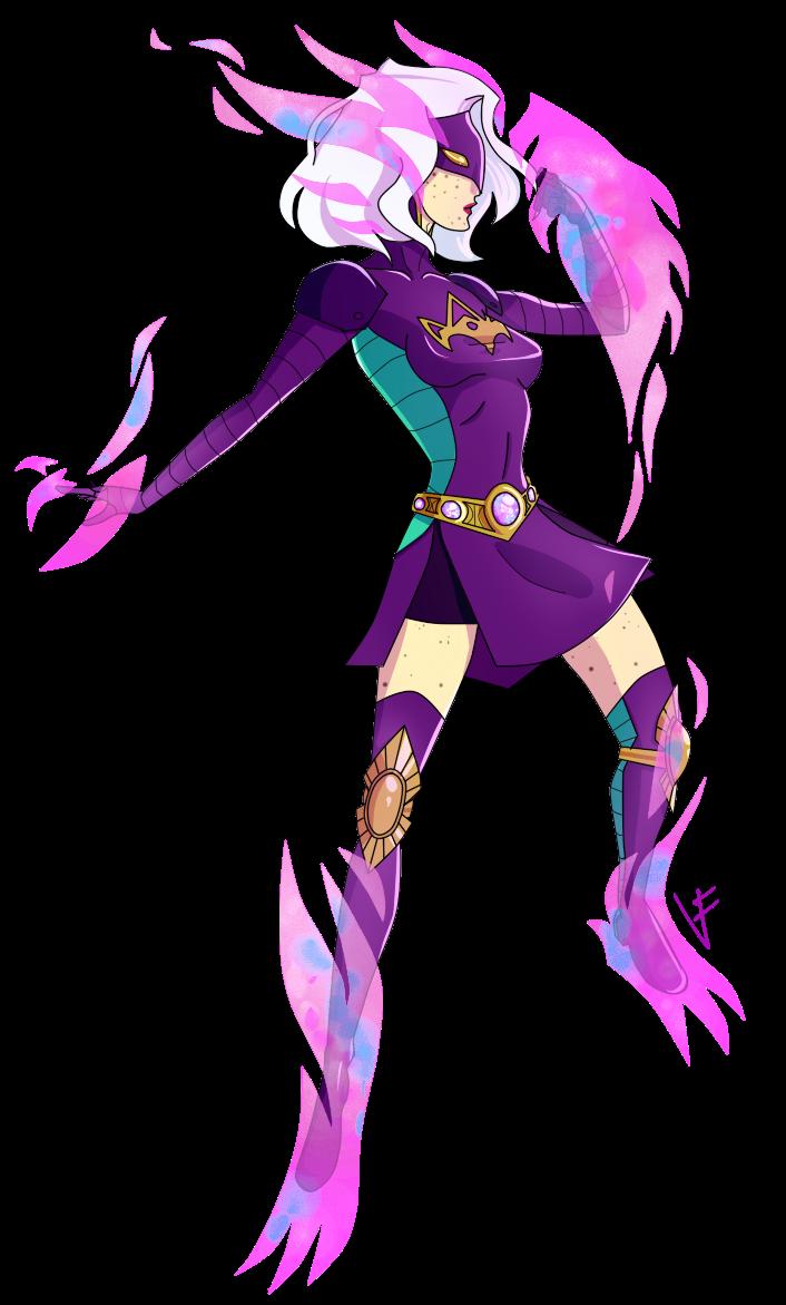 Animus Dragon Spirit AT by VexyFate