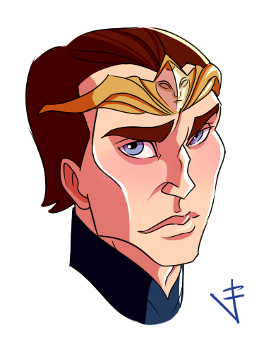 Prince Sebastian Profile by VexyFate