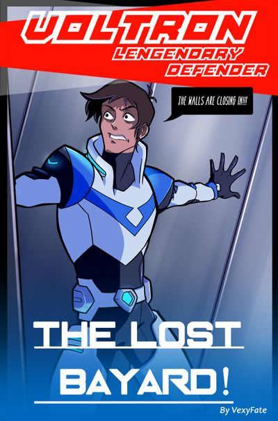 The Lost Bayard (FanMade) by VexyFate