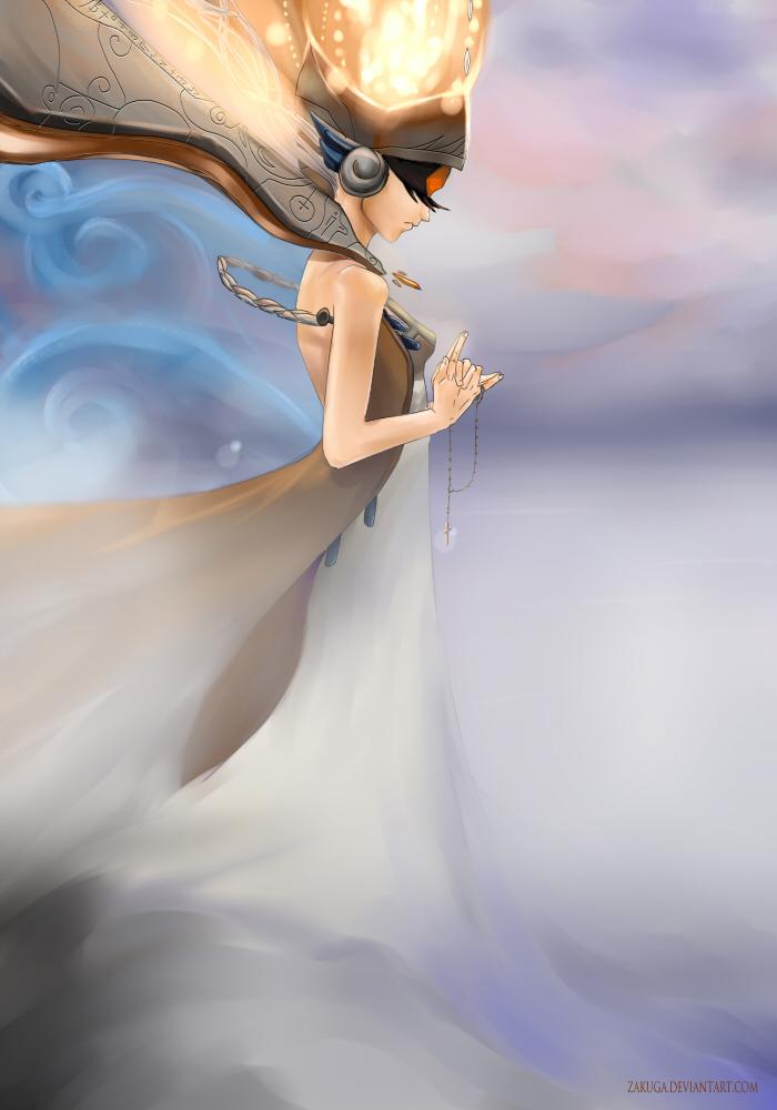 Archangel Rapha'el by ZAKUGA