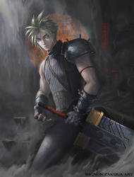 Final Fantasy 7: Cloud Strife