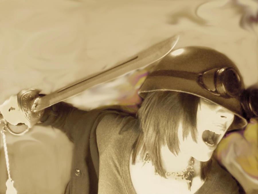 Warrior Welder by Kaizoku501