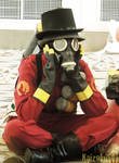 Another Sitting Pyro