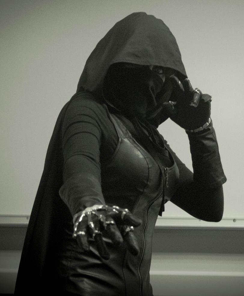 Shadow Cloak by Kaizoku501