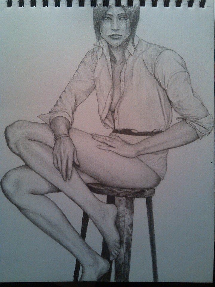 Ymir by HeavenMGN